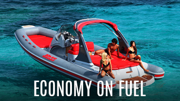 Economy on fuel boats