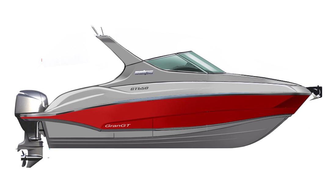 The New Salpa Gran GT