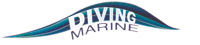 Diving marine Logo