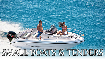 Small boats and tenders